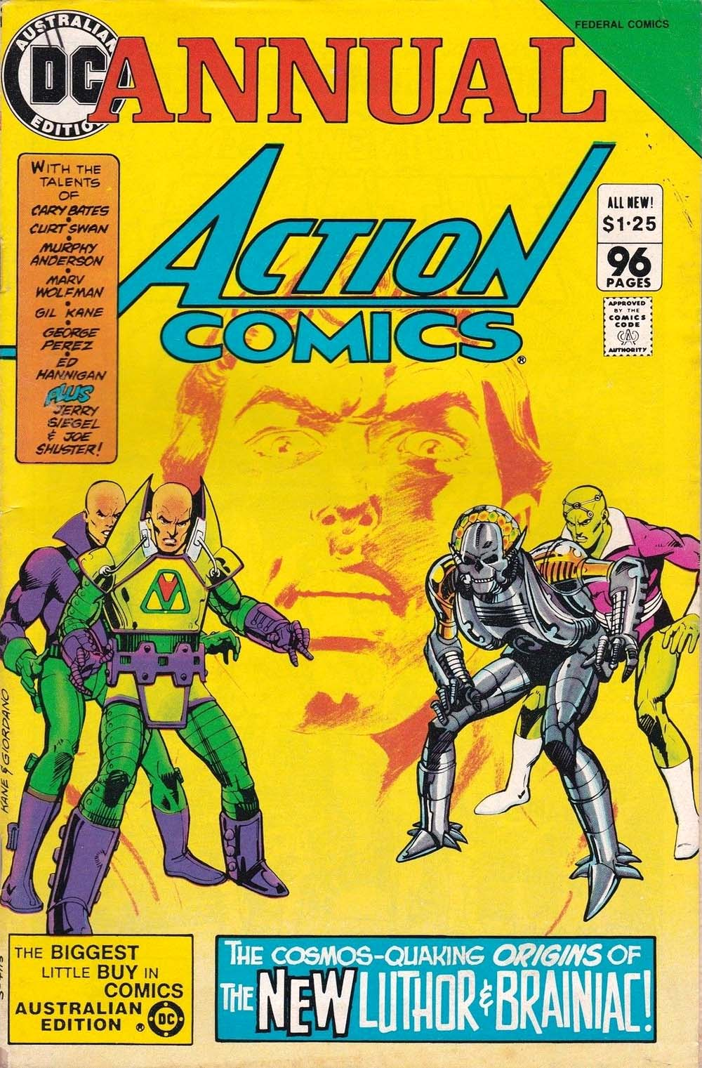 Action Comics Annual