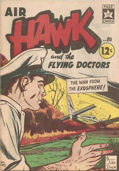 Air Hawk and the Flying Doctors