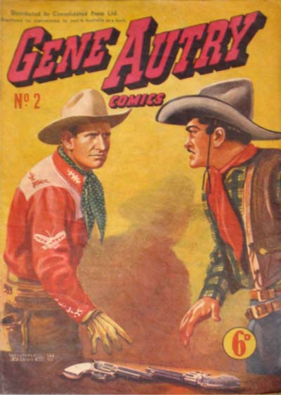 Gene Autry Comics