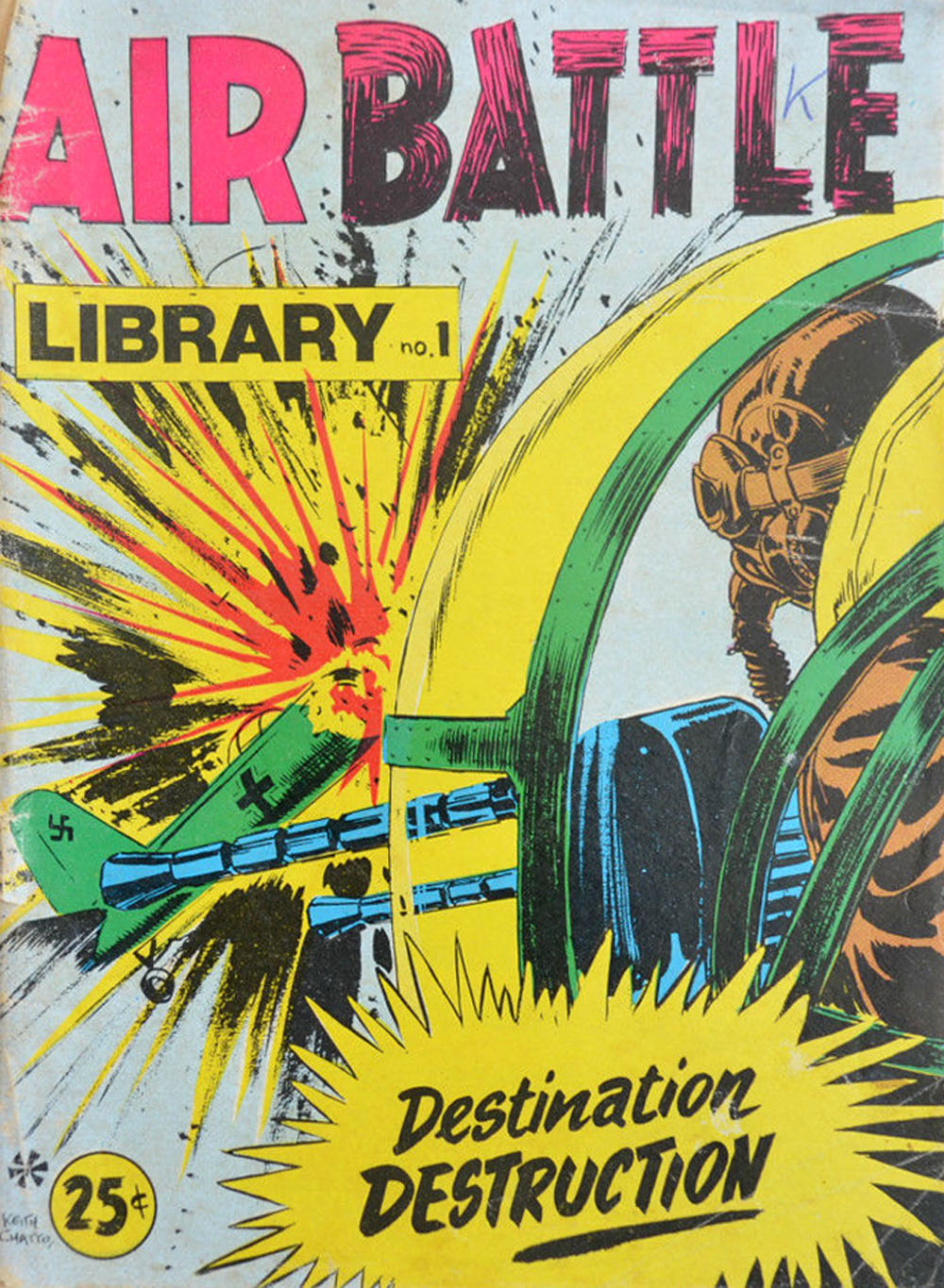 Air Battle Library