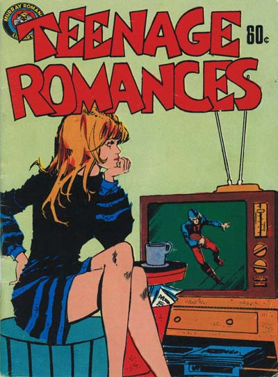 —Teenage Romances #1, December 1982? [Murray]