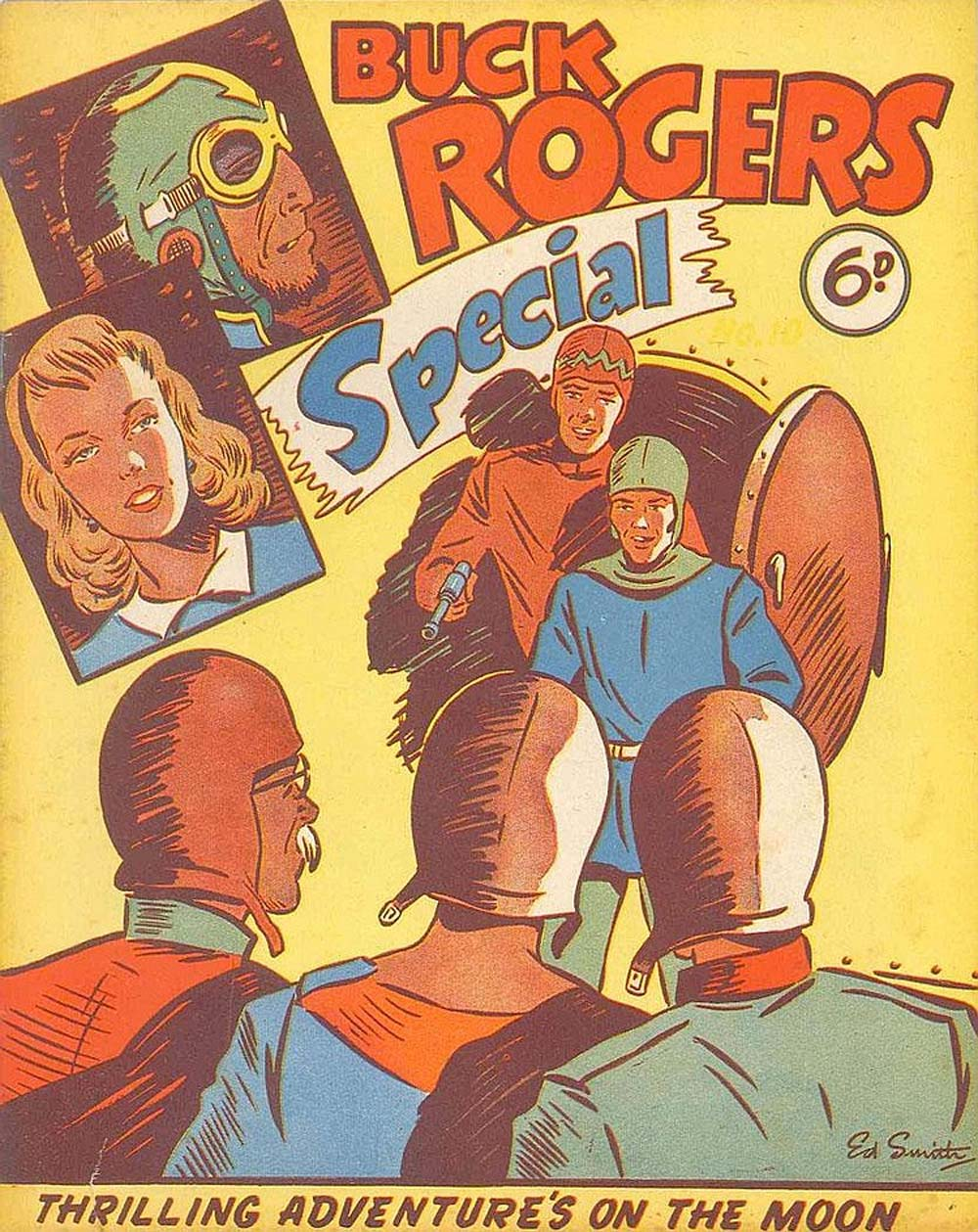 Buck Rogers Special