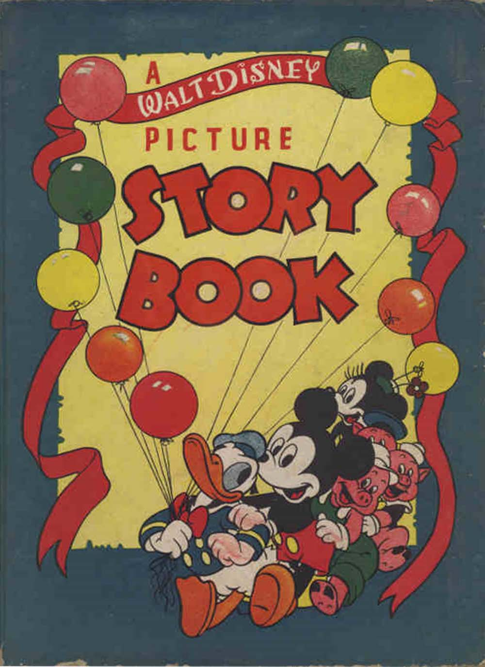 A Walt Disney Picture Story Book