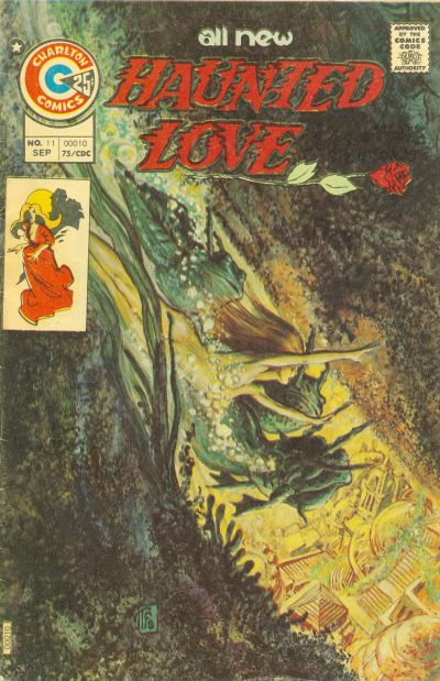 Haunted Love #11, September 1975 [Charlton]