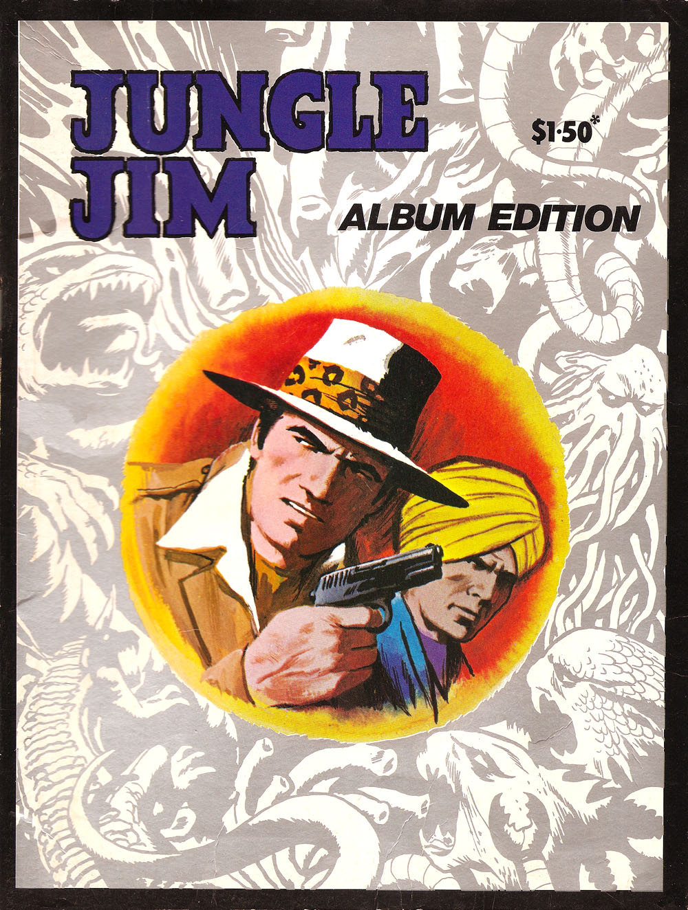 Jungle Jim Album Edition