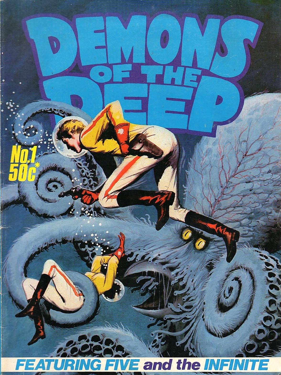 Demons of the Deep