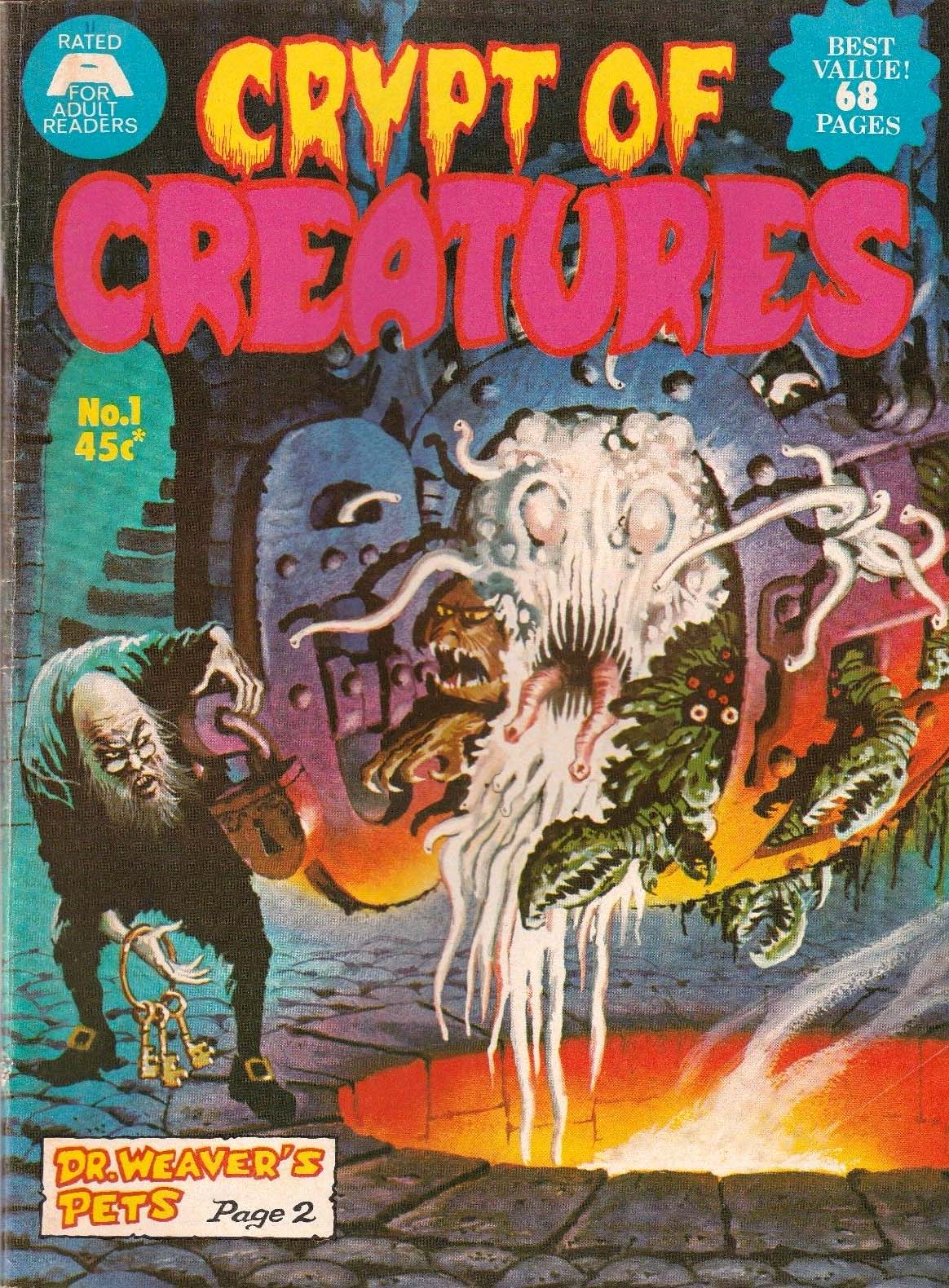 Crypt of Creatures