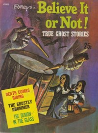 Ripley's Believe It or Not! True Ghost Stories (Magman, 1975?) #45003 — Untitled