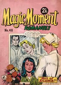 Magic Moment Romances (Colour Comics, 1957 series) #48