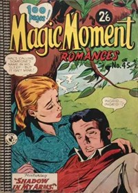 Magic Moment Romances (Colour Comics, 1957 series) #45
